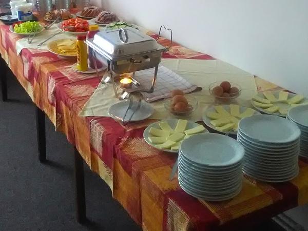 Penziony Český ráj - Penzion u Hrubé Skály - restaurace